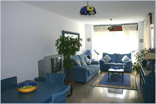 Living Area - View 2