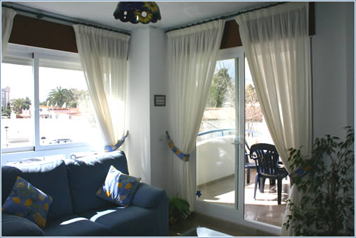 Patio Doors Leading to Terrace