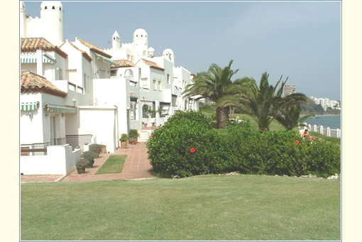 Private Gardens by the Beach