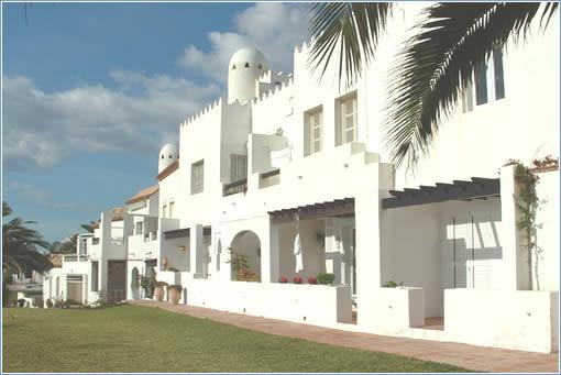 Spanish Style Apartments