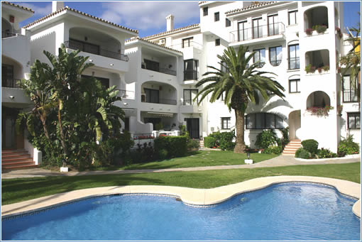 Rent Apartments in Calahonda