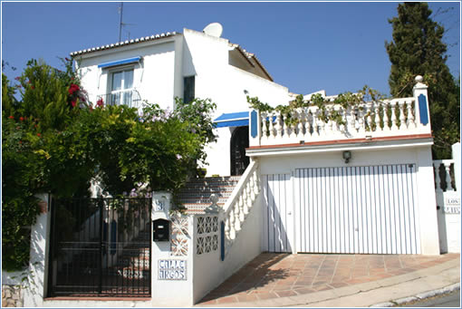 Rental Villas Benalmadena