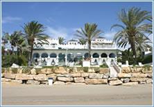 Villa & Restaurant at Oasisclub