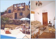 Vinuela Accommodation