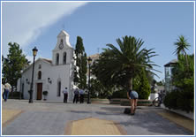 Benalmadena Pueblo - Church