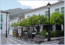 Benalmadena - Orange Square