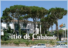 Sitio de Calahonda - Main Entrance