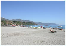 Nerja - Burriana Beach