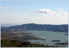 Lake Vinuela - View 1