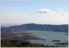 Lake Vinuela - View 1