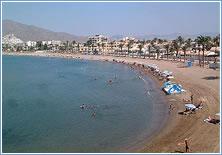 Mazarron - Playa del Castellar