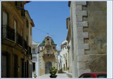 Moraira Old Town