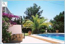 Rental Villa Javea