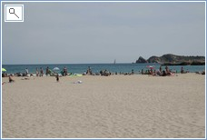Javea main beach