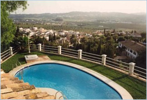 Fuengirola Rental Villa