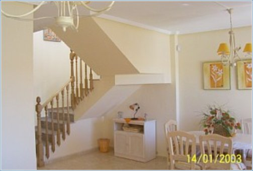 Dining Area / Stairs