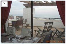 Dining Area Leading to Balcony