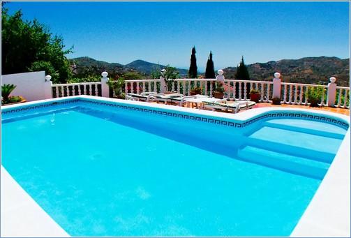 Rental Villa Competa