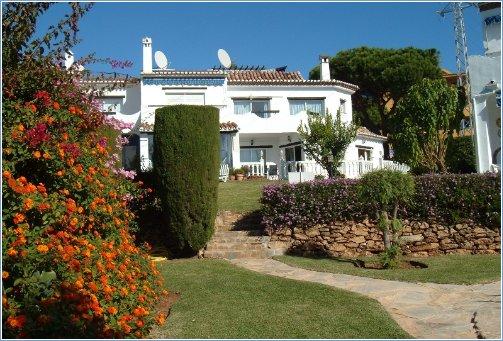Villas in Costa Del Sol
