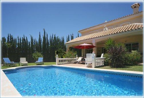 Mijas Rental Villa