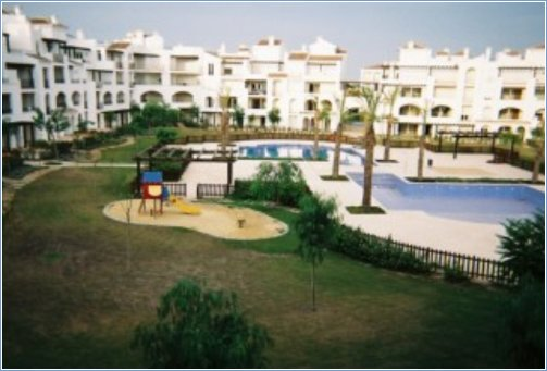 Rent La Torre Golf Apartment