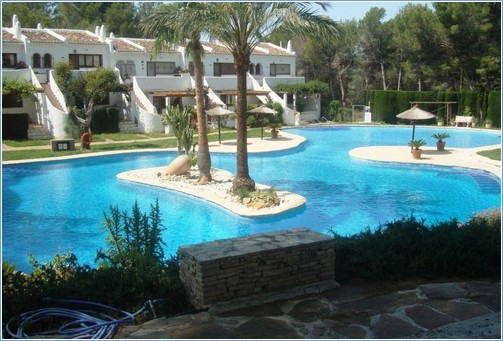 Accommodation in Javea