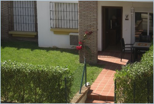 Apartment/Garden
