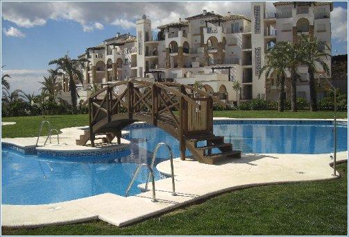 Vera Playa Apartment Rental