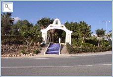 Princess Diana Park in Riviera del Sol