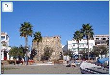 La Cala old fortification