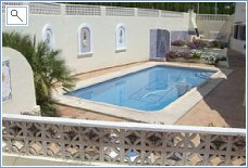 Rent Villa in Javea