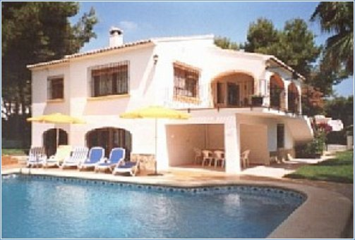 Rent Villas in Javea