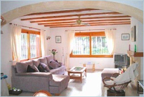 Rent Villas in Javea
