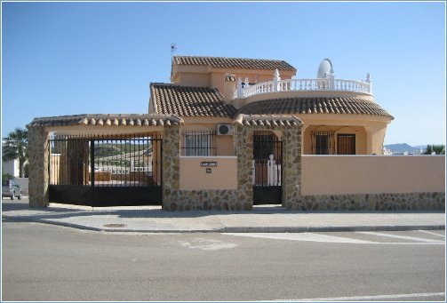 Mazarron Villa to Rent