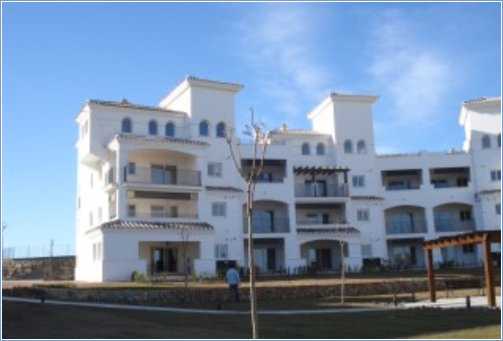 Hacienda Riquelme Golf Apartment Rental