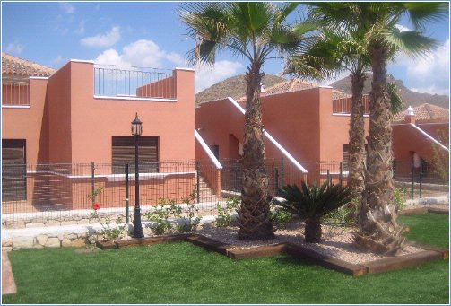 Mazarron Accommodation