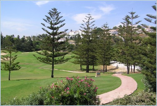 Mijas Golf - Los Lagos course
