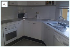 Open Fully Fitted Kitchen Area