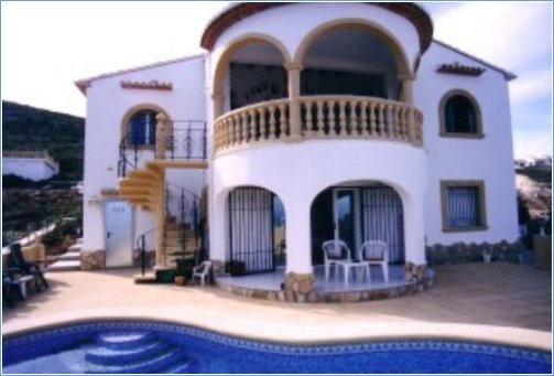 Denia Rental Villa