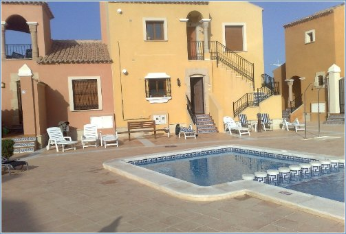 Rent Apartment La Finca Golf