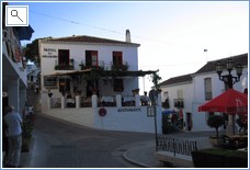 Mirlo Blanco restaurant- Mijas