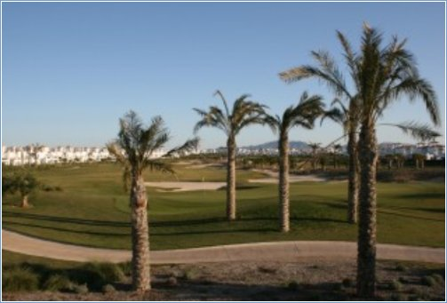Accommodation in La Torre Golf