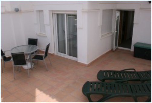 Extra Large Terrace: BBQ ,Sunbeds