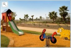 One of the children's parks