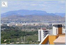 view from solarium