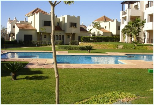 Rent Roda Golf Apartments