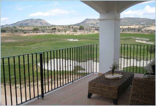 Rent Apartment Hacienda Riquelme Golf