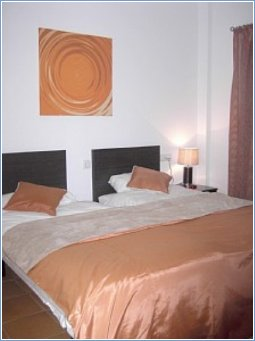 The Amber Bedroom