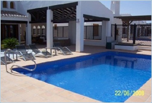 Rent El Valle Golf Villa