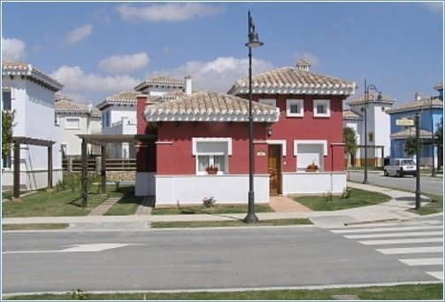 Rent Mar Menor Golf Villas